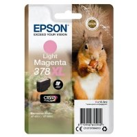 Epson 378XL Light Magenta High Capacity Inkjet Cartridge