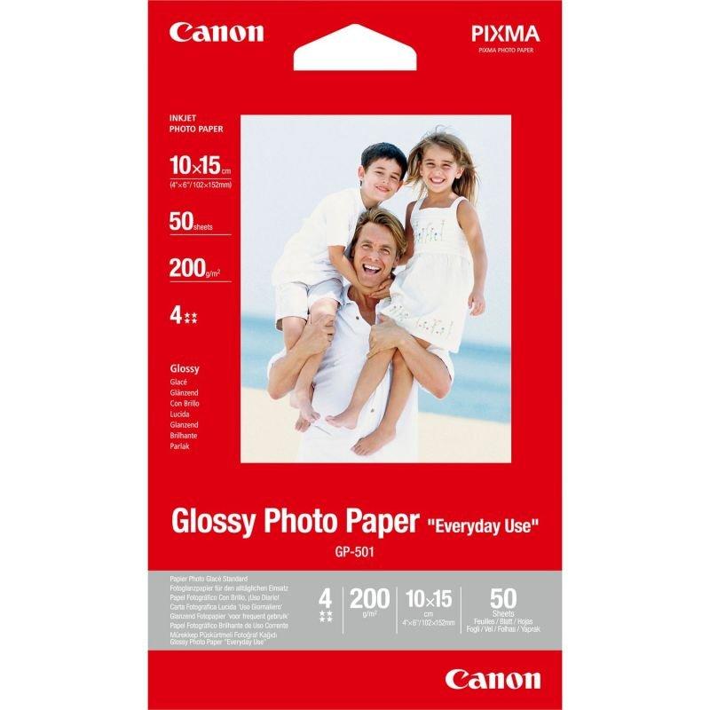 Paper/GP-501 Glossy Photo 4x6 50sh
