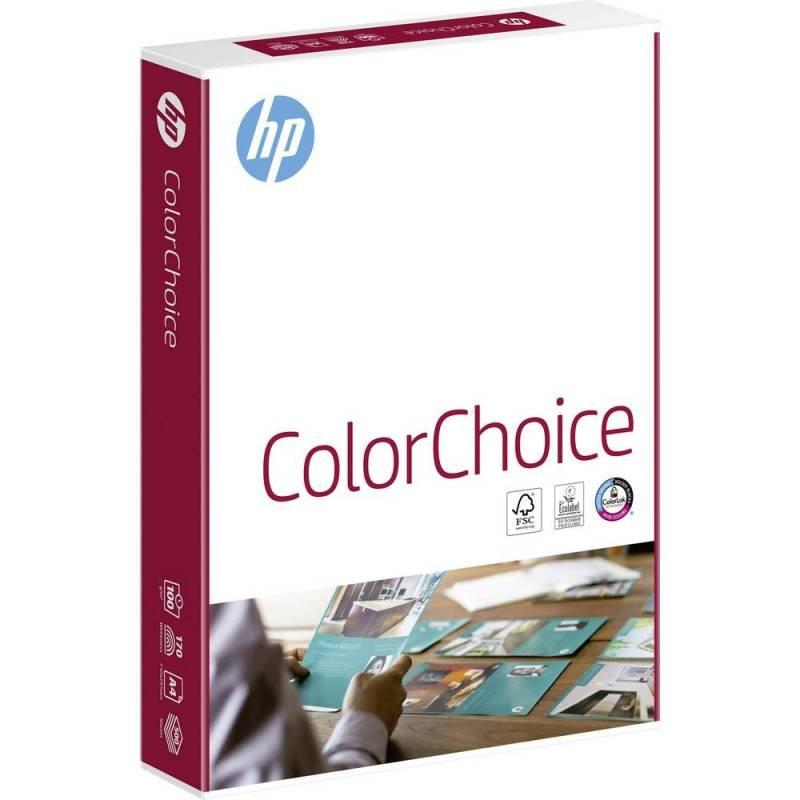 Hp Fsc Color Choice A4 100gsm Ream 500