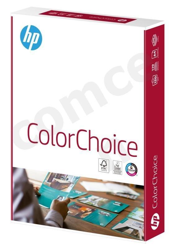 HP ColorChoice (A4) ColorLok Paper 120g/m2 500 Sheets (White)