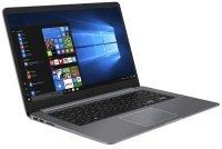 "EXDISPLAY ASUS VivoBook S15 S510UQ Laptop Intel Core i3-7100 3.9GHz 8GB DDR3 128GB SSD 15.6"" Full HD No-DVD Intel HD WIFI Webcam Bluetooth Windows 10 Home 64bit - Metal"