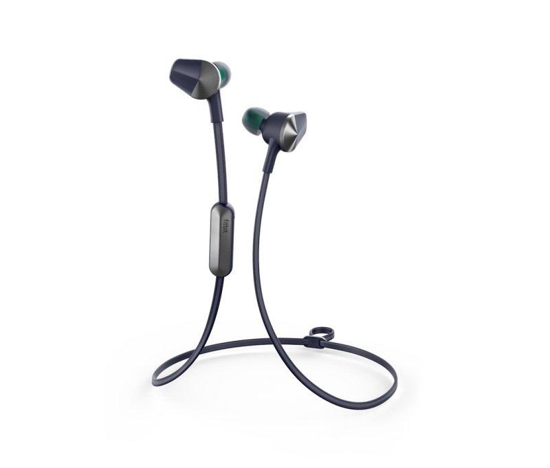 Fitbit Flyer Headphones Nightfall Blue