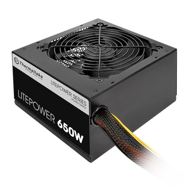 Thermaltake Litepower 650W 80 Plus PSU
