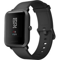Xiaomi Amazfit Bip Smartwatch Fitness Monitor - Black
