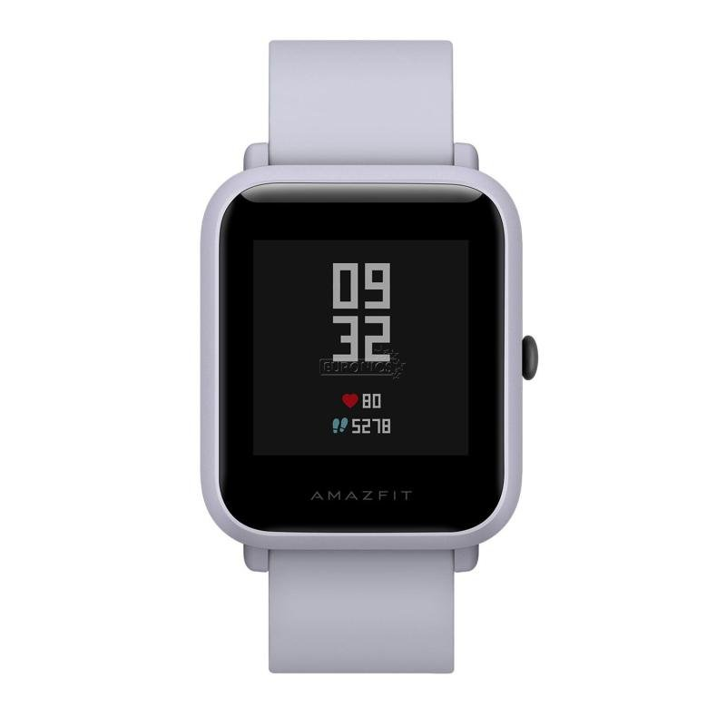 Xiaomi Amazfit Bip Smartwatch Fitness Monitor - White cloud