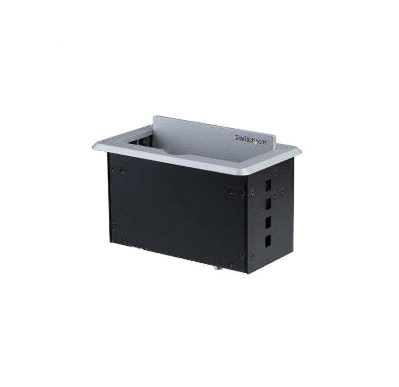 StarTech.com Conference Room Table AV Box - 4k HDMI - Boardroom AV Connectivity Box