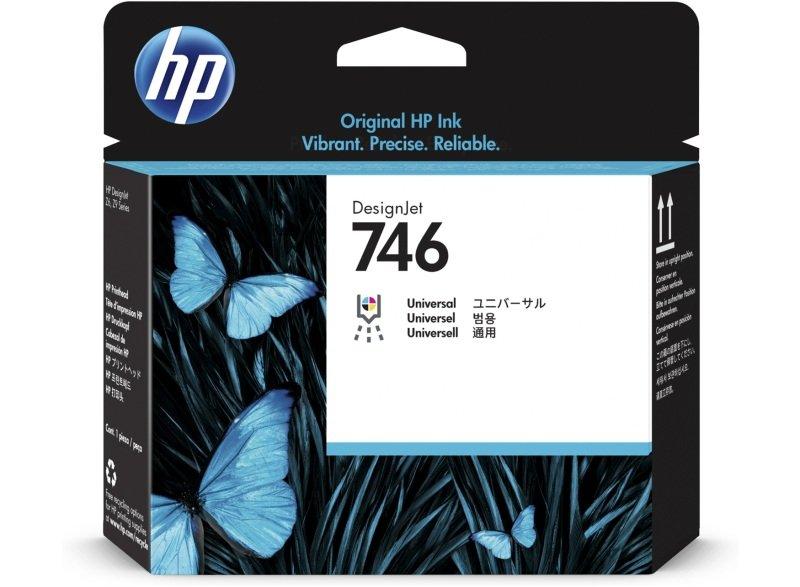 HP 746 Printhead P2V25A - HP DesignJet Z6 and Z9+ series large format printers