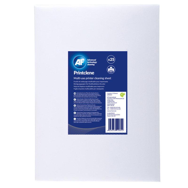 Printclene- Printer Cleaning Kit- 25 Pieces