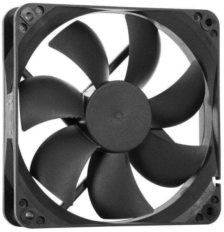 Image of EG 120mm Black Fan