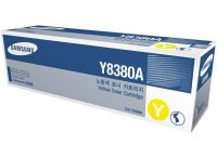 Samsung CLX-Y8380A Yellow Toner Cartridge