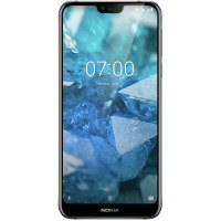 "Nokia 7.1 5.8"" 32GB 3GB 4G - Blue Unlocked and SIM Free"