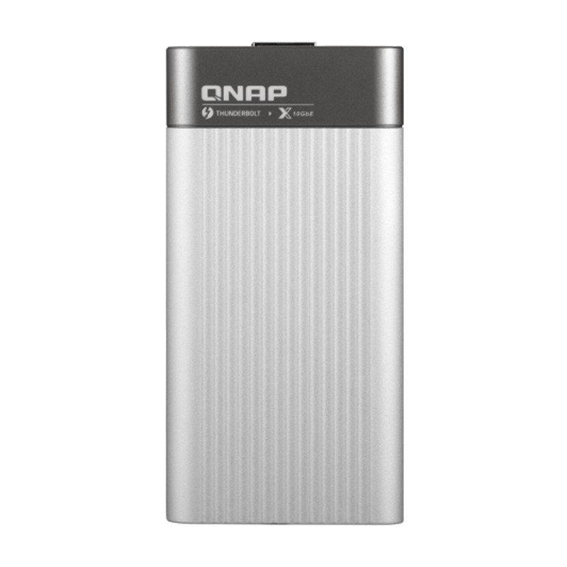 QNAP QNA-T310G1T Thunderbolt 3 to 10GbE/NBASE-T Adapter