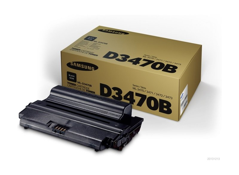 Samsung ML-D3470B Black High Yield Toner Cartridge SU672A