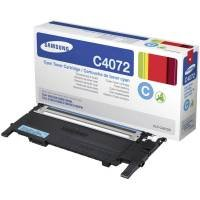 Samsung	CLT-C4072S Cyan Original Toner Cartridge - Standard Yield 1000 Pages - ST994A