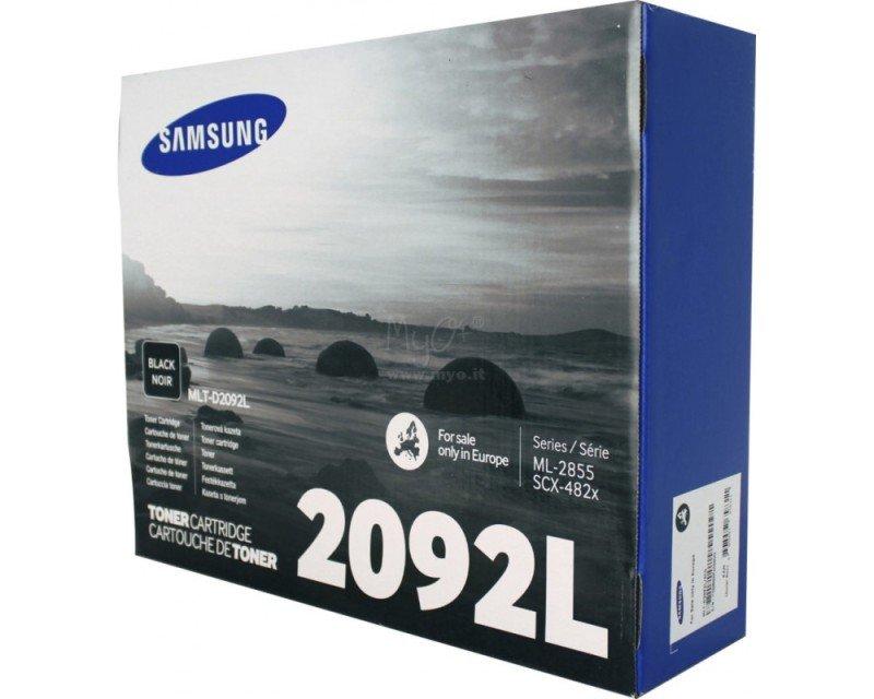 Samsung MLT-D2092L Original Samsung Black Toner Cartridge - High Yield - SV003A