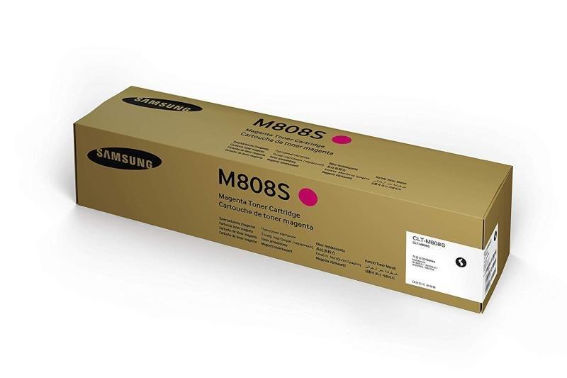 SamsungCLT-M808S Magenta OriginalToner Cartridge - Standard Yield 20000 Pages - SS642A