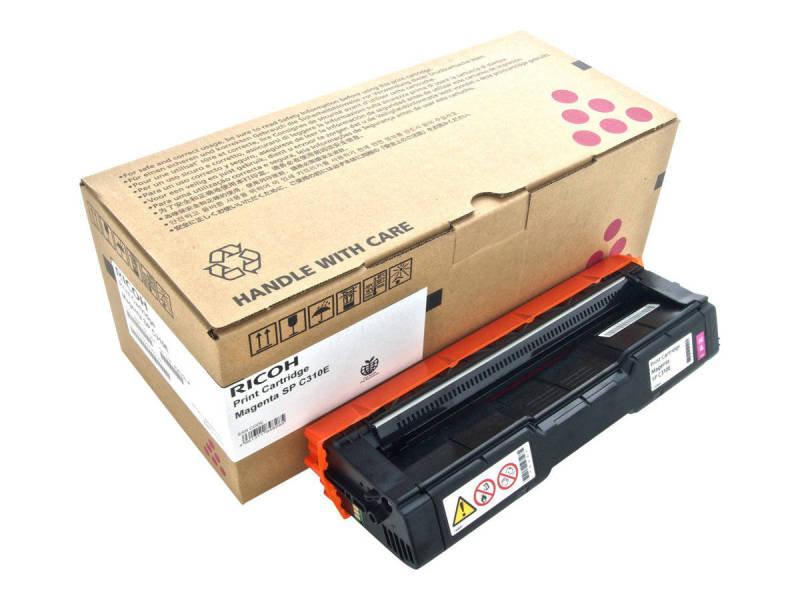 Magenta Cartridge For The Spc3xx & Spc23xx Series Ricoh Printers - 2