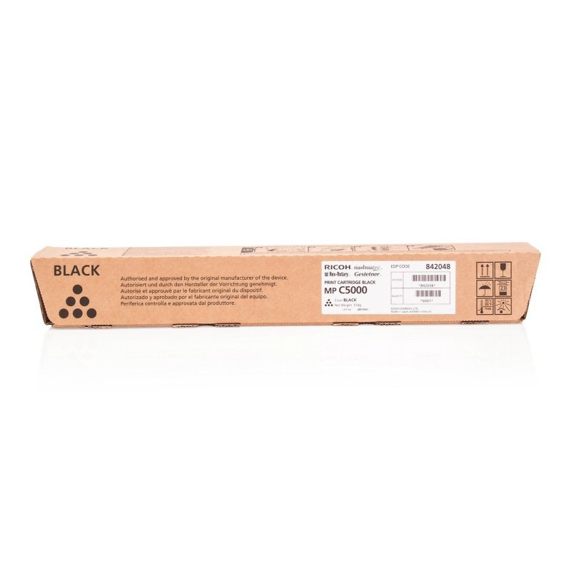 Ricoh 842048 Black Laser Toner Cartridge