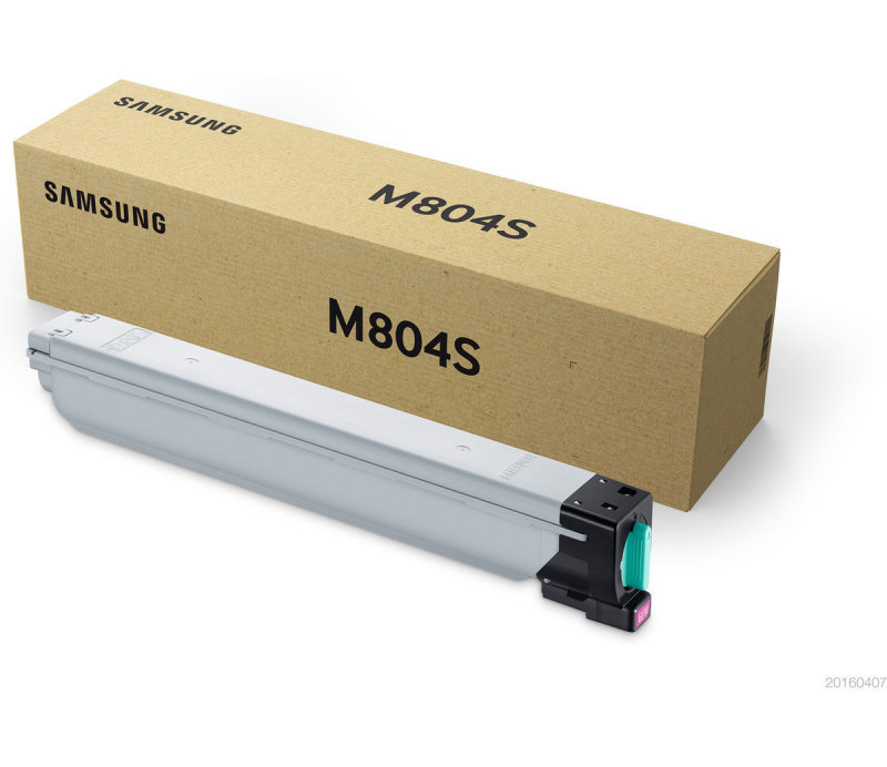 SamsungCLT-Y804S Yellow Original Toner Cartridge - Standard Yield15000 Pages SS721A