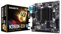 Gigabyte GA-N3160N-D3V DDR3/-L mITX Motherboard