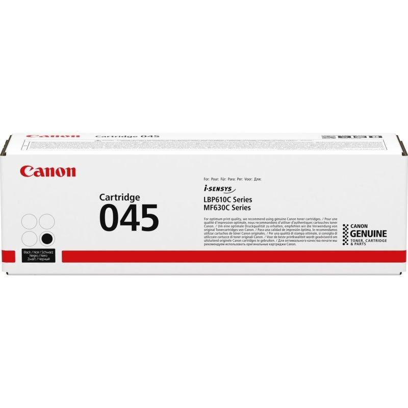 Canon 045BK Black Toner Cartridge