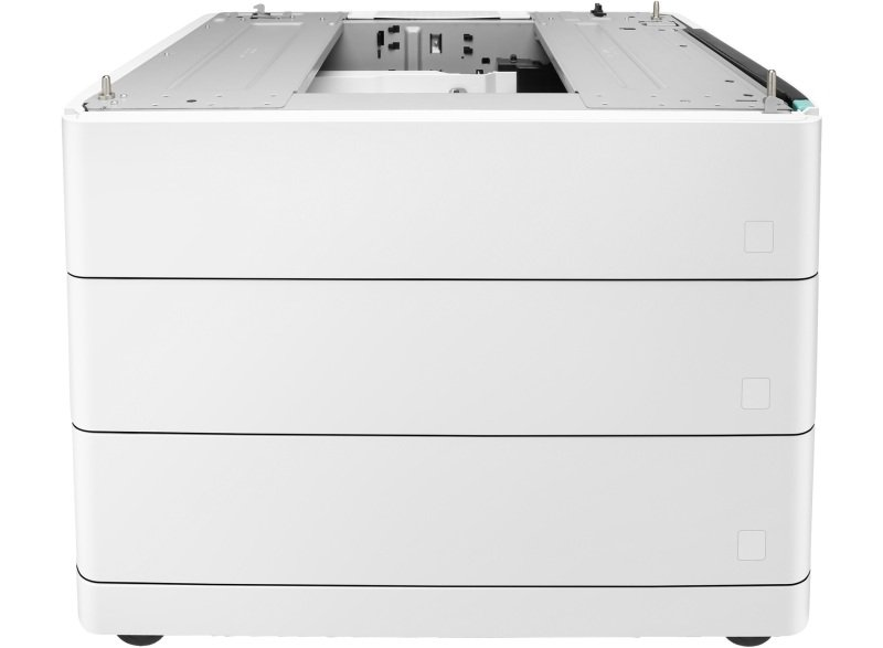 HP PW Mgd 3x550 sheet Paper TrayandStand