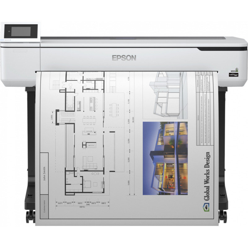 Epson SureColor SC-T5100 A0 Colour Large Format Printer