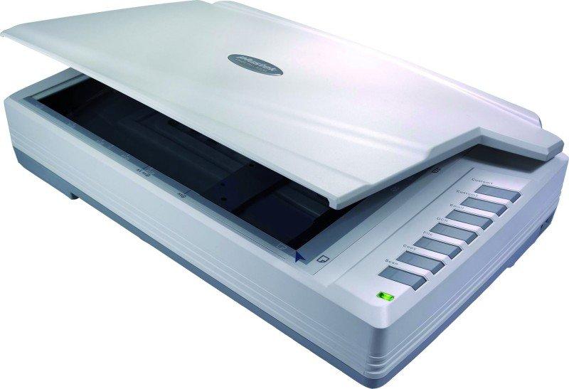 Plustek OpticPro A320L Flatbed scanner A3