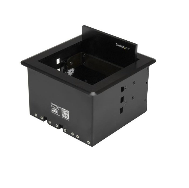 StarTech.com Conference Table Cable Management Box