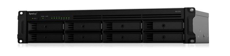 Synology RS1219+ 8 Bay Rackmount NAS Enclosure