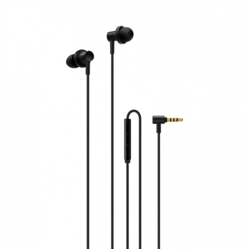 Mi In-Ear Black Headphones Pro 2