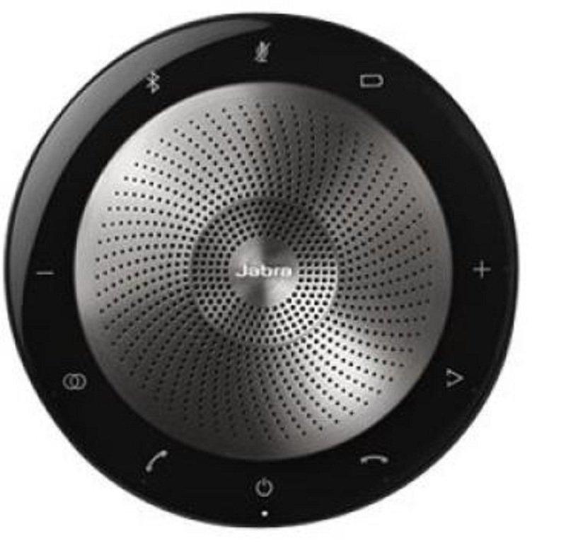 Jabra Speak 710 Skype for Business Portable Black Speakerphone
