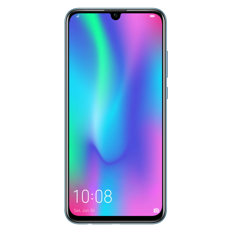 "Honor 10 Lite 6.2"" Full HD 3GB 64GB, 13MP+2MP dual camera - Sapphire Blue"