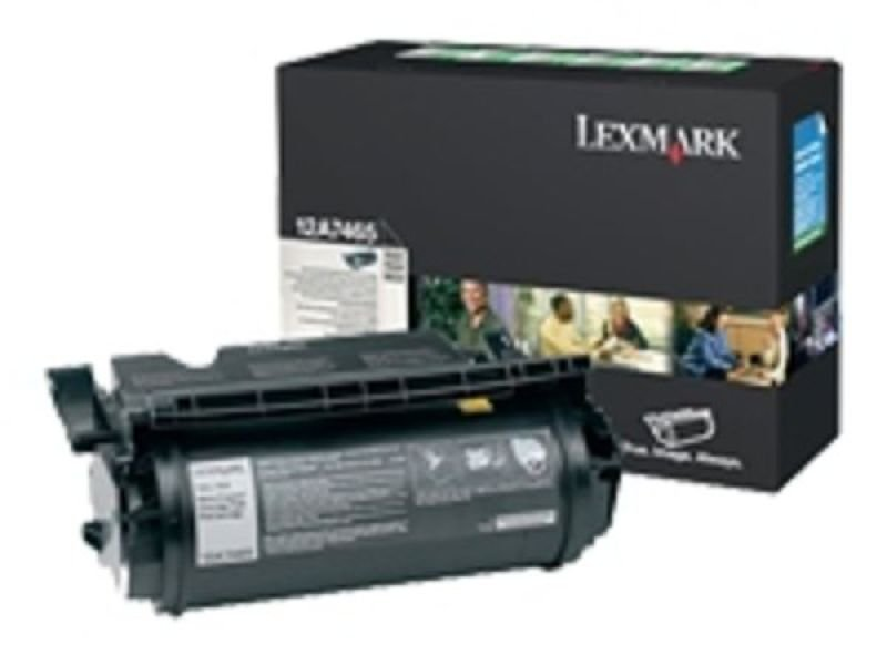 Lexmark - Toner cartridge - High Yield - 1 x black - 32000 pages - LRP