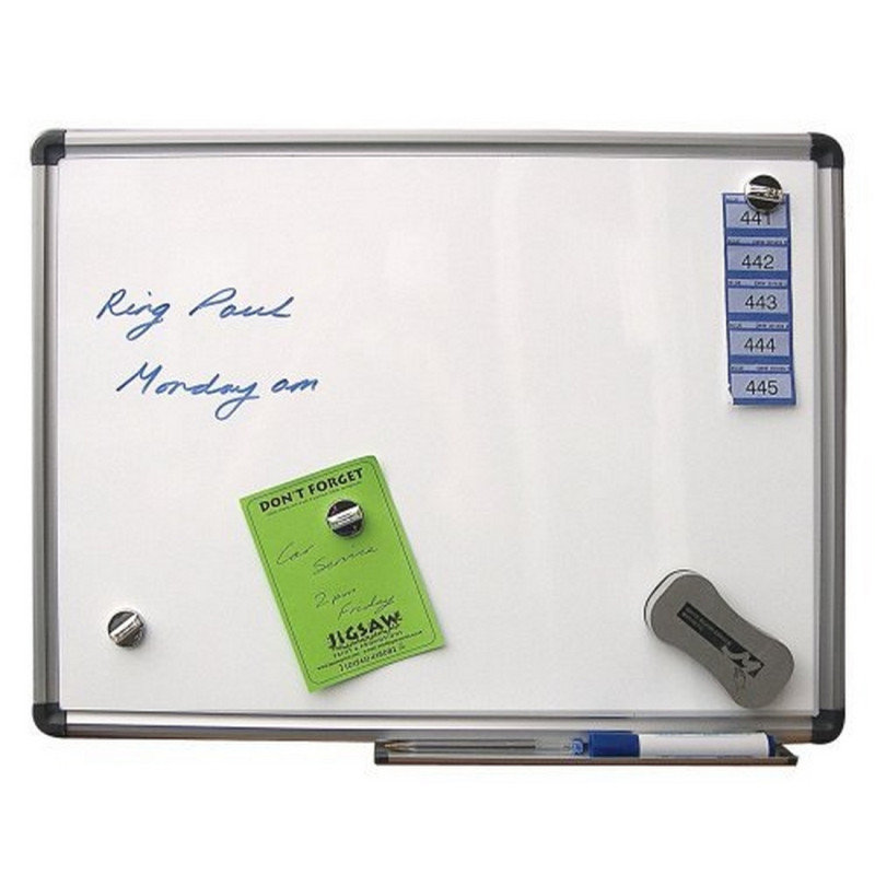 Cathedral Magnetic Drywipe Board 900x1200mm