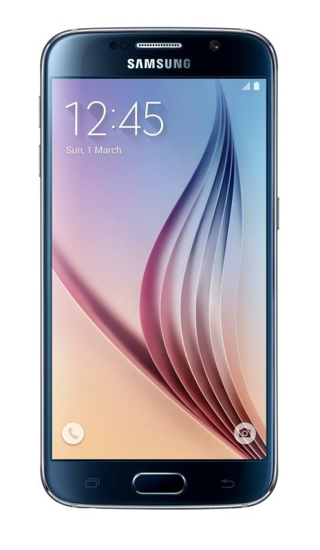 "Samsung Galaxy S6 5.1"" 3GB 32GB - Black, Premium Refurbished (as new) - Sim Free & Unlocked"