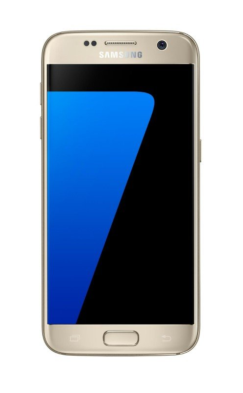 "Samsung Galaxy S7 5.1"" 4GB 32GB - Gold, Premium Refurbished (as new) - Sim Free & Unlocked"