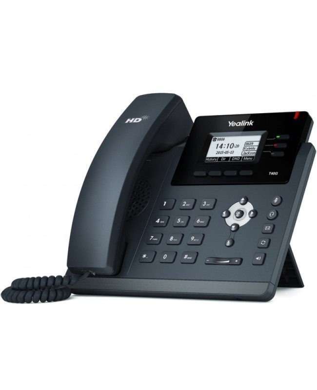 Yealink T40gn Entry Level Ip Phone