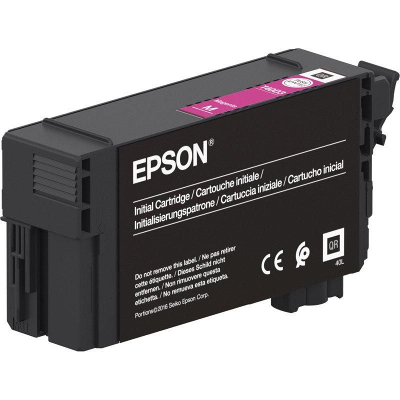 Epson XD2 Magenta UltraChrome Ink Cartridge - Standard Yield 26ml