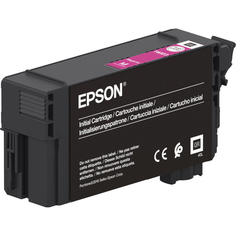 Epson XD2 Magenta UltraChrome Ink Cartridge - High Yield - 50ml