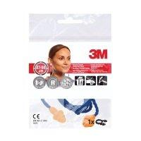 3M Corded Reusable Ear Plugs 1271 87-98dB