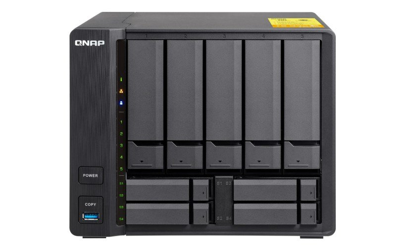 QNAP TS-932X-2G 60TB (5 x 12TB SGT-IW) 9 Bay Desktop NAS with 2GB RAM