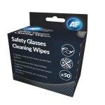 Af Safety Glasses Wipes Pk50