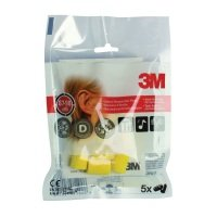 3M E-A-R Classic Extra Soft Ear Plugs 87-98dB