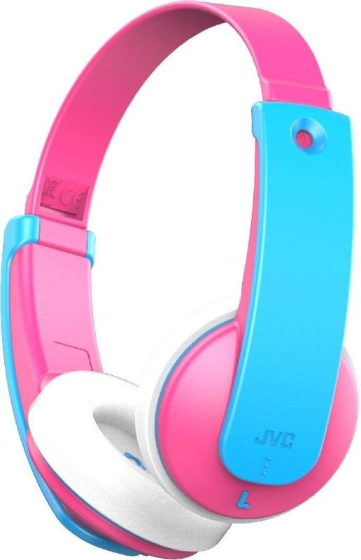 JVC Wireless Pink Tinyphones for Kids