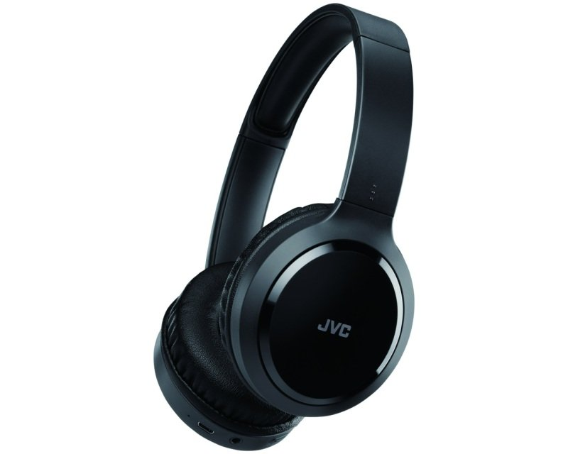 JVC Wireless Bluetooth Black Precision Headphones