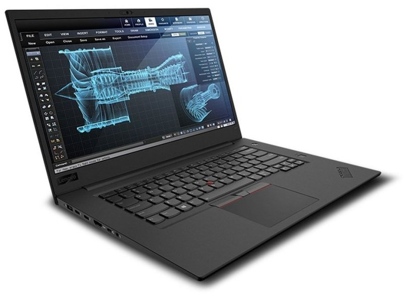 Lenovo ThinkPad P52 20M9 Mobile Workstation