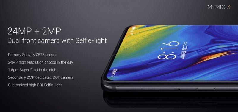 Xiaomi MI MIX 3 6 39