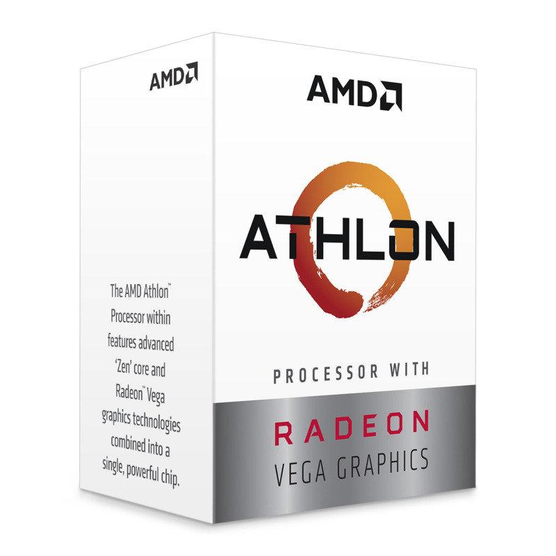 AMD Athlon 240GE Processor