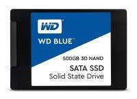WD Blue 500GB 3D NAND SSD
